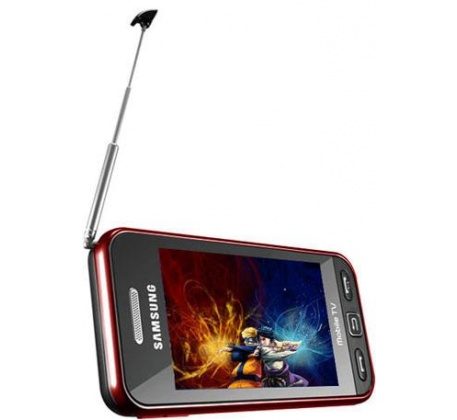 Samsung S5233t Red фото 3