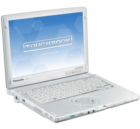 Ноутбук Panasonic Toughbook CF-C1 AUAAZF9 Black фото 2