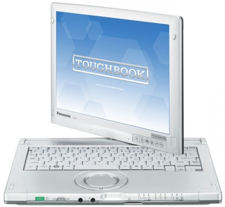 Ноутбук Panasonic Toughbook CF-C1 AUAAZF9 Black фото 3
